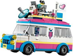 LEGO Sortiment Xmas -  Olivias Rettungsfahrzeug