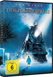 DVDs für die ganze Familie  - Der Polarexpress