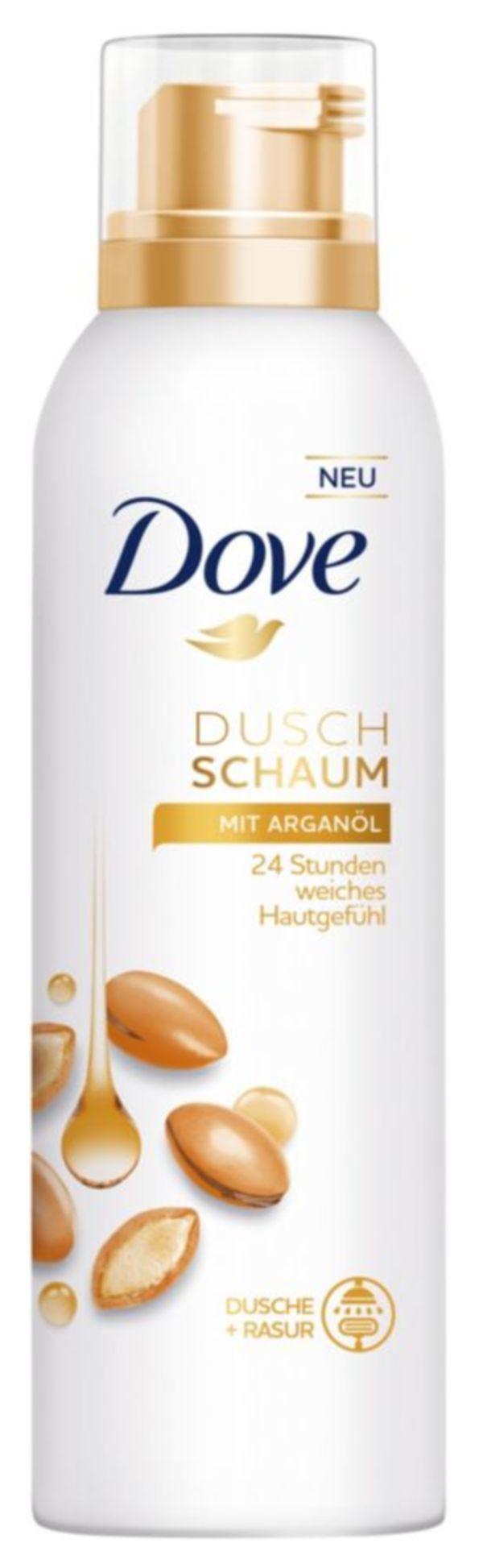 Dove Duschschaum Arganöl