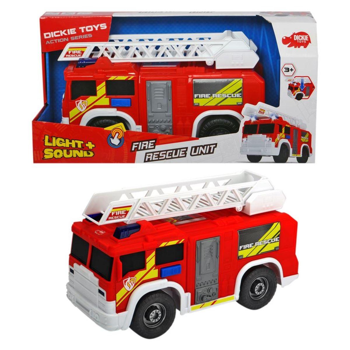 Bild 5 von Dickie Toys Feuerwehrauto Fire Rescue Unit
