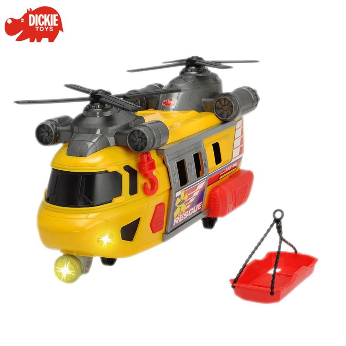 Bild 1 von Dickie Toys Rettungshubschrauber Rescue Helicopter