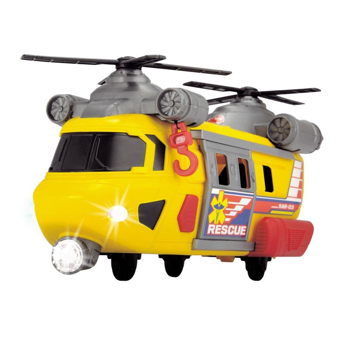Bild 3 von Dickie Toys Rettungshubschrauber Rescue Helicopter