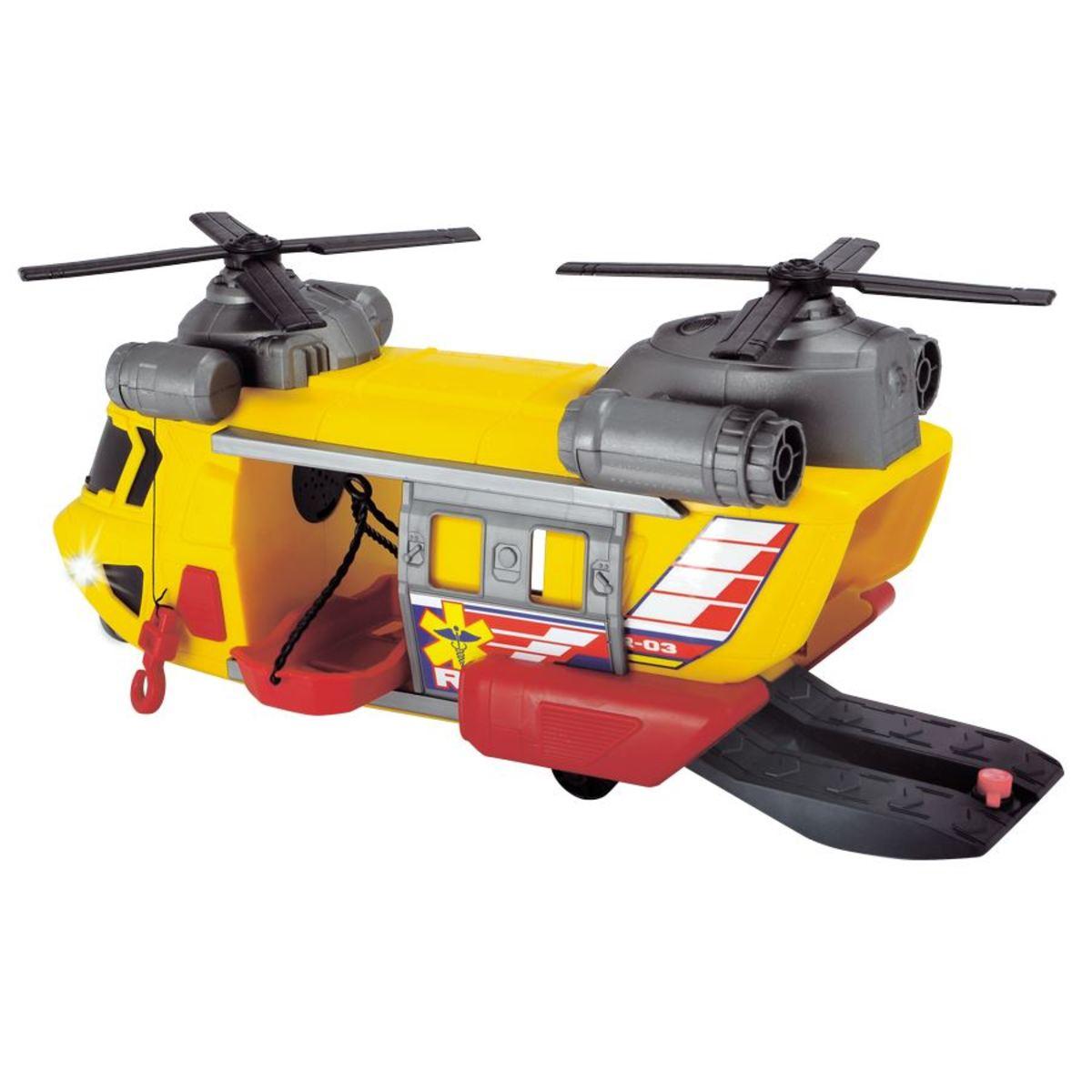 Bild 5 von Dickie Toys Rettungshubschrauber Rescue Helicopter