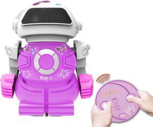Mini Bot - ferngesteuerter Roboter - pink