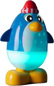 Besttoy - Nachtlicht mit Projektor - blauer Pinguin