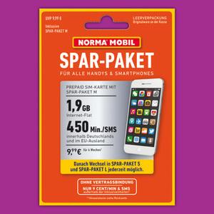 Norma Mobil Sparpaket M