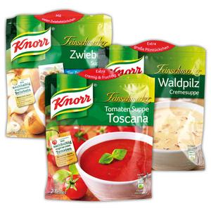 Knorr Feinschmeckersuppen