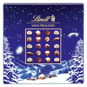 Lindt Mini Pralinés Weihnachten