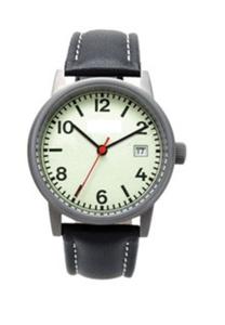 Armbanduhr mit Leuchtzifferblatt (Luminor)