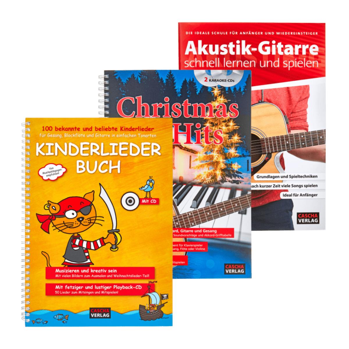 Bild 1 von Noten- und Liederbuch / Instrumentenschule