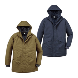 ACTIVE TOUCH  	   Outdoorparka, funktionell