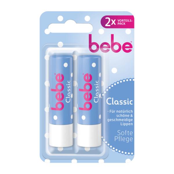 bebe Lippenpflegestifte Classic