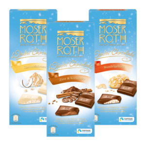 MOSER ROTH  	   Winter Chocolade