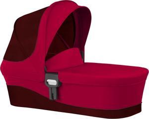 Cybex Kinderwagenaufsatz COT M Rebel Red