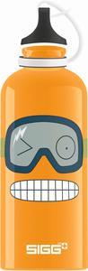 SIGG Trinkflasche Kids Alu Funny Face 0.6l