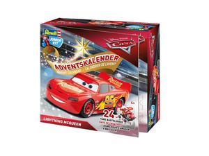 Revell Adventskalender Lightning McQueen Cars