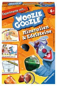 Ravensburger Woozle Goozle Mineralien / Edelsteine