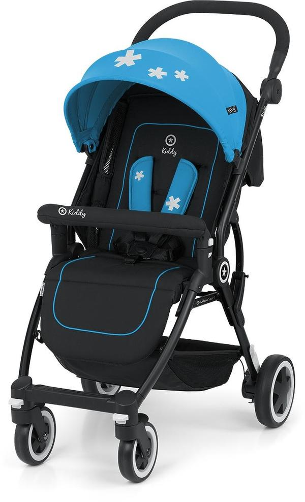 kiddy Sportkinderwagen Urban Star summer blue