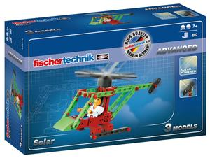 Fischertechnik Advanced Solar 3 Modelle