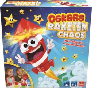 Oskars Raketen Chaos
