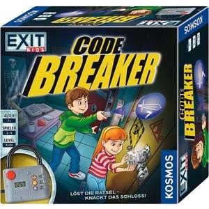 Kosmos - Exit Kids, Das Spiel: Code Breaker