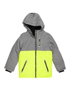 Jungen Outdoor-Jacke im Colourblock