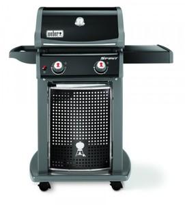 Weber Gasgrill Spirit EO-210 ,  schwarz, Grillfläche: 52 x 45 cm, 8,8 kW