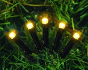 TrendLine LED Lichterkette mit 200 LED ,  warmweiss, aussen