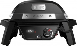 Weber PULSE 1000 Elektrogrill, Black ,
