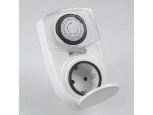 Unitec Zeitschaltuhr Mini ,  für den Außenbereich