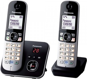 Panasonic Telefon KX-TG6822GB