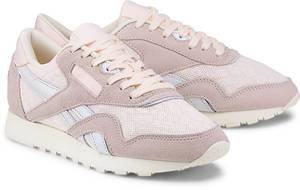 Cl Nylon Cold Pastel von Reebok Classic in rosa für Mädchen. Gr. 36,37,37.5,38,38.5,39,40,40.5,41,42