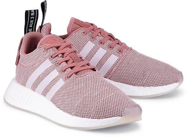 Sneaker Nmd_r2 W von Adidas Originals in rosa für Damen. Gr. 39 1/3,41 1/3