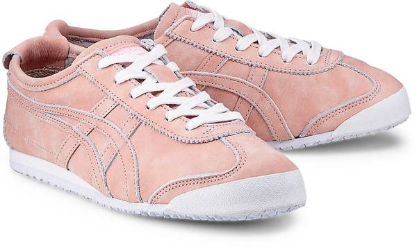 Sneaker Mexico 66 von ASICS Tiger in rosa für Damen. Gr. 37.5,38,39.5