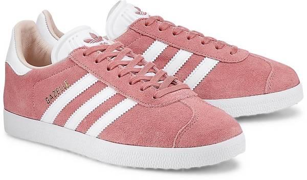 Sneaker Gazelle von Adidas Originals in rosa für Damen. Gr. 36,36 2/3,37 1/3,38,40