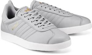 Sneaker Gazelle von Adidas Originals in grau für Damen. Gr. 36,36 2/3,37 1/3,38,38 2/3,39 1/3,40,41 1/3,42
