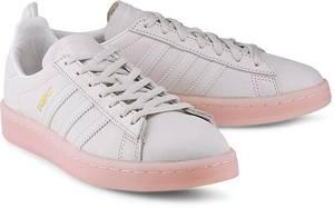 Sneaker Campus von Adidas Originals in weiß für Damen. Gr. 36,36 2/3,37 1/3,38,38 2/3,39 1/3,40 2/3,41 1/3