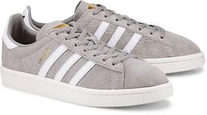 Sneaker Campus von Adidas Originals in grau für Damen. Gr. 36,36 2/3,37 1/3,38,38 2/3,39 1/3,40,40 2/3,41 1/3,42,42 2/3,43 1/3