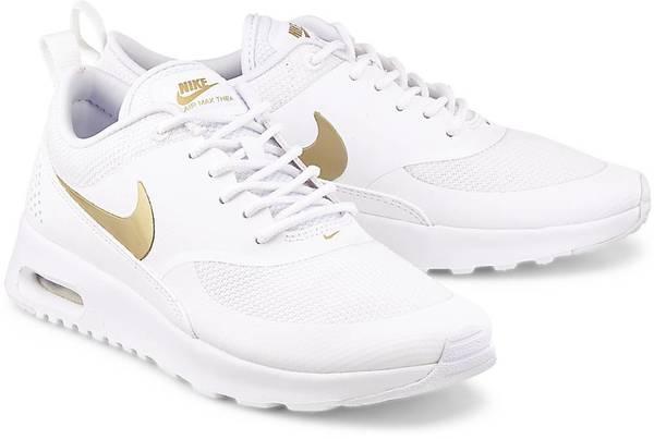 Sneaker Air Max Thea von Nike in weiß
