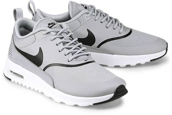 outlet on sale detailed images fashion styles Sneaker Air Max Thea von Nike in grau für Mädchen. Gr. 36 ...
