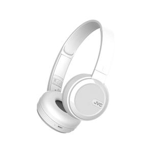 JVC HA-S40BT-W-E Kopfhörer On-Ear [weiß] Bluetooth, faltbar