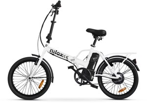 Nilox Doc X1 (20´´) E-Bike weiß