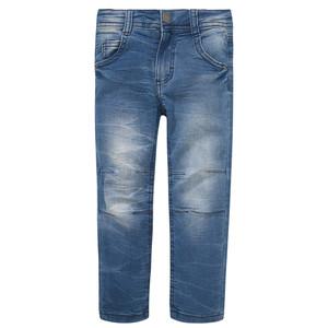 Jungen Slim-Jeans in Kord-Optik