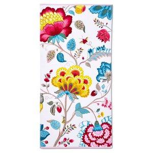 PIP Studio Duschtuch   Floral Fantasy 70 x 140cm