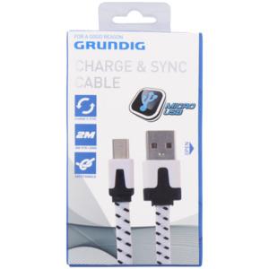 Grundig Micro-USB-Datenkabel