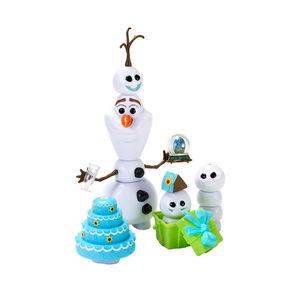 Frozen Olaf Spielset mit viel Zubehör