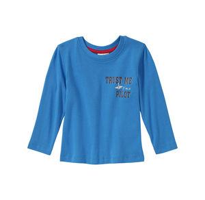Liegelind Baby-Jungen-Shirt mit tollem Spruch