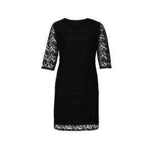 Laura Torelli plus (Gr. 44-58) Damen-Kleid aus bezaubernder Spitze, große Größen