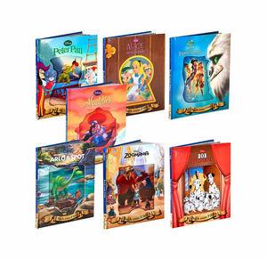 Disney-Buch mit 3D-Effekt