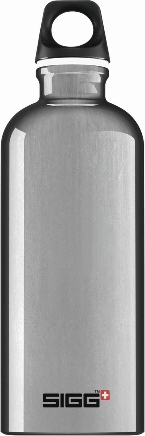 SIGG Trinkflasche Alu Traveller Alu 0.6l